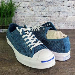 New Converse Jack Purcell Signature Ox Teal
